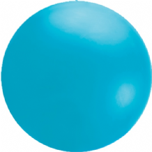Giant Cloudbuster Balloon - 4ft Island Blue